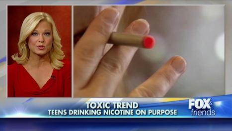 New Concerns About E-Cigarettes After Kids Drink Nicotine | Exploring Current Issues | Scoop.it