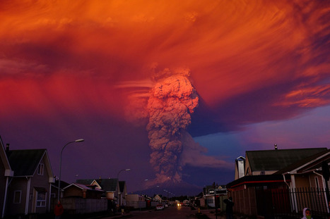 SURVIVING IN ARGENTINA: Armageddon Down South: Learning from the Calbuco Volcano Eruption in South America | Sustain Our Earth | Scoop.it