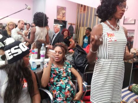 Prison ferme pour les patrons des coiffeuses afro de Château d'Eau | Hygiène Plus | Scoop.it