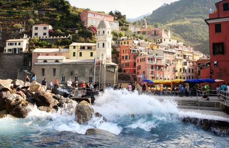 "Dave Sumner's Italy Travel Tips for the article ""Picture-perfect Cinque Terre quick to charm"" 