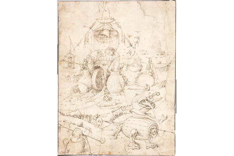 Bosch Research and Conservation Project announces newly discovered drawing by Hieronymus Bosch | News in Conservation | Scoop.it
