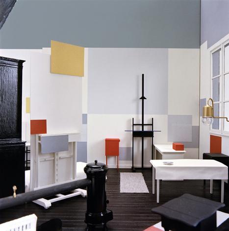 Mondrian / De Stijl | arts plastiques | Scoop.it