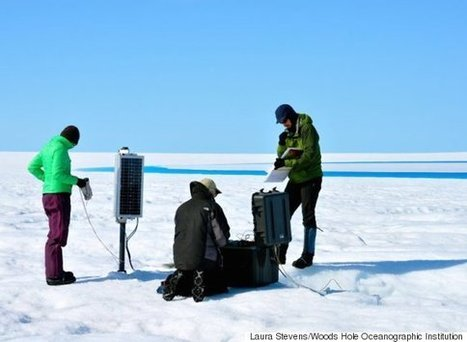 Mystery Of #Greenland's Disappearing Lakes Seemingly Solved #melting #climate | Messenger for mother Earth | Scoop.it