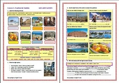 Tourism in Tunisia - New Spotlight on English | New spotlight on English | Scoop.it