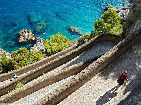 Via Krupp, the way to Paradise in Capri | Italia Mia | Scoop.it