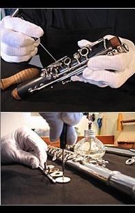 Cursillos de luthiers en el CFFI : contenidos de formacion | El mundo de la reparación de los instrumentos musicales de viento en Valencia | Scoop.it
