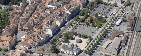 Yverdon-les-Bains: Nouvelle Place d'Armes | Démarche participative | actions de concertation citoyenne | Scoop.it