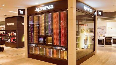 Face à la concurrence, Nespresso réplique dans les services | Coffee Channel | Scoop.it