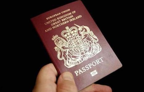 Sharp fall in number of foreigners winning British passports | ESRC press coverage | Scoop.it