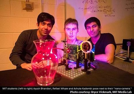 Low-cost 'nano-camera' developed that can operate at the speed of light | NDTV Gadgets | pixels and pictures | Scoop.it