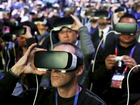 In the future we'll take holidays in Virtual Reality Worlds full of Ads | Technology in Business Today | Scoop.it