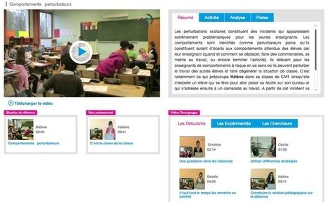 Parcours de formation « Gérer les élèves perturbateurs » — Centre Alain Savary - Education prioritaire - ifé | Ressources Ecole | Scoop.it