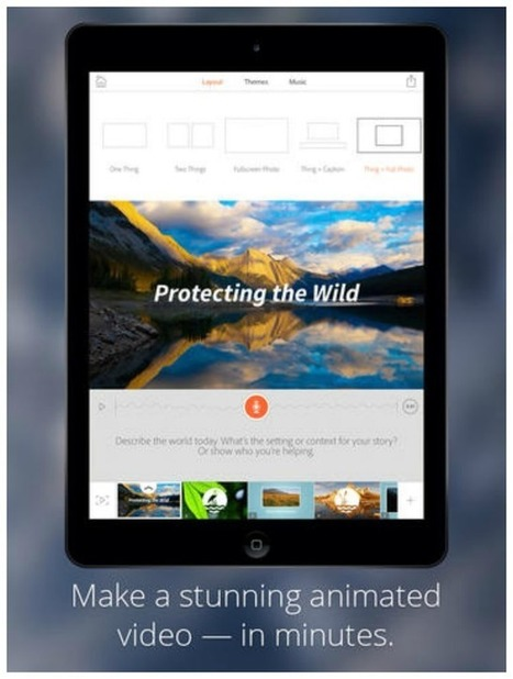 The best iPad apps of 2014 | Technology in the Classroom | Scoop.it