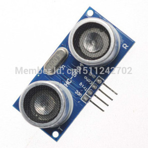 Free Shipping 1pc HC SR04 Ultrasonic Module Distance Measuring Transducer Sensor for Arduino A2145 Fn-in Other Electronic Components | Raspberry Pi | Scoop.it
