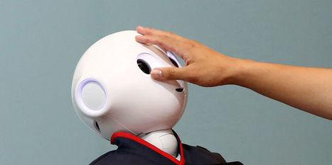 Et l'homme créa Pepper | Une nouvelle civilisation de Robots | Scoop.it