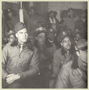 | The Black Past: Remembered and Reclaimed | Tuskegee Airmen | Scoop.it