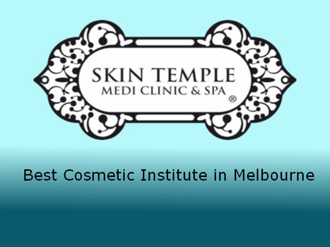 How to Ensure Best Treatment by Expert Cosmetic Institute in Your Area? | Cosmetic Institute | Scoop.it