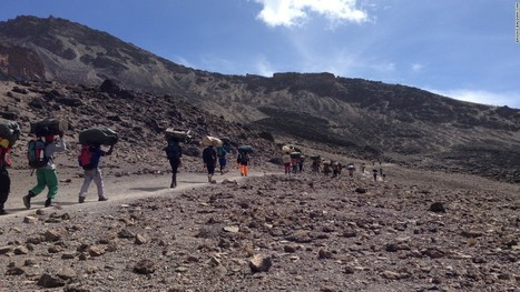 Climbing Mount Kilimanjaro: 10 essential lessons | Creating long lasting friendships through adventure travel | Scoop.it