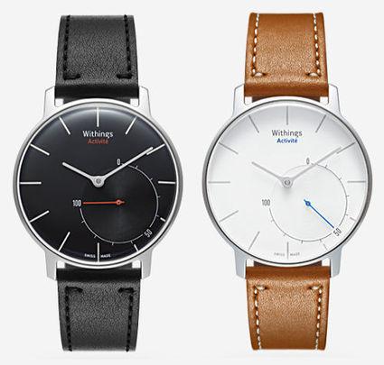 Withings Activité, un bracelet connecté en forme de montre | Quantified Self and Internet of Things | Scoop.it