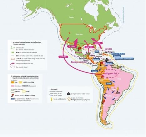 Le processus d'intégration en Amérique Latine : avancée ou fuite en avant ? - CLES : Notes d'Analyse Géopolitique | Amerique latine | Scoop.it