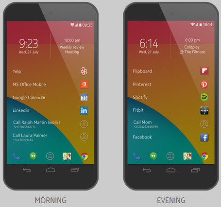 Free Download Nokia Z Launcher for Android Phone   Internet   Scoop.it