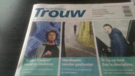 Tweet from @NinkevdKooy | hardlopen | Scoop.it