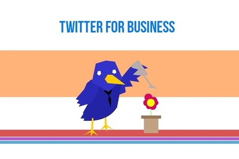 Twitter for Business: 11 Actionable Techniques to Grow 10x Faster | Little bit of everything | Scoop.it