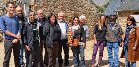 Oignon AOP.  Visite d'agriculteurs chiliens   AOP   Scoop.it