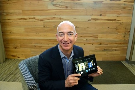 Jeff Bezos's New Plan for News: The Washington Post Becomes an Amazon Product | New Journalism | Scoop.it