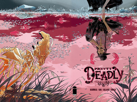 The Cages of Pretty Deadly | Comics | Scoop.it