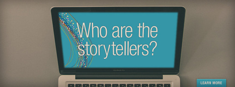 3 Qualities of a Good Storyteller - Social Health Institute | How to find and tell your story | Scoop.it