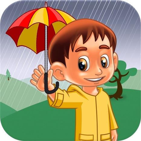 Kid Weather | K-2 Apps | Scoop.it