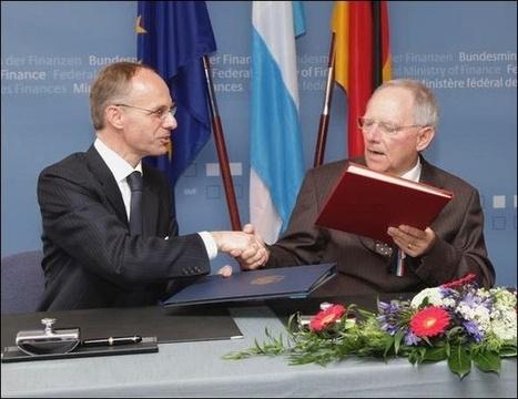 Neues Abkommen mit Deutschland - Nachrichten | Luxembourg (Europe) | Scoop.it