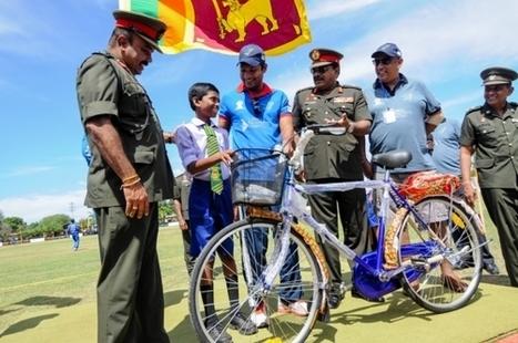 (Photos) Sangakkara chief guest at Murali Cup 2015 opener | Sri Lanka Cricket | Scoop.it