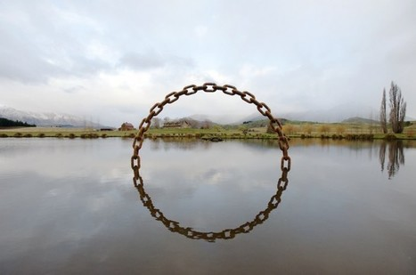 Interdependence by Martin Hill | Art Installations, Sculpture, Contemporary Art | Scoop.it