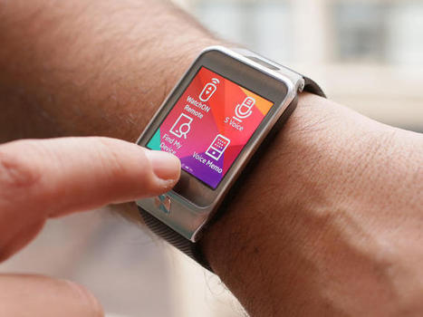 Samsung, Pebble lock up smartwatch sales in US - CNET | Wearables News | Scoop.it