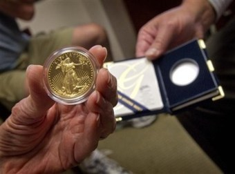 U.S. Secret Service Bans Certain Gold and Silver Coins On eBay | Mindscape Magazine | Scoop.it