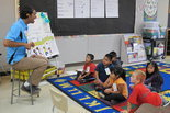 Grant funds a sneak peek at the 'rigorous world' of kindergarten | Kindergarten | Scoop.it