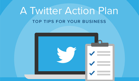 8 Step Action Plan to Help Your Business Make the Most of Twitter | Web design | Scoop.it