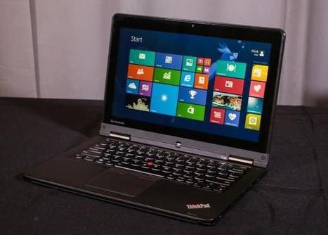 Lenovo Thinkpad Yoga [UPDATE] Release Date, Specs, Features [VIDEO]   Ultrabook   Scoop.it