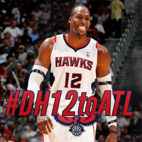 """July2: #Hawks Morrow said. """"I've known Dwight Howard for a long time…Josh Smith has known him since preschool   Egyptday1   Scoop.it"""