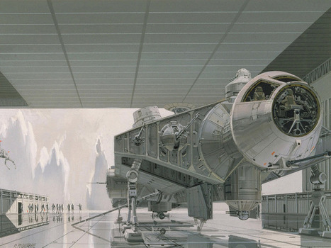 Ralph McQuarrie (June 13, 1929 – March 3, 2012) | Technologies numériques & Education | Scoop.it