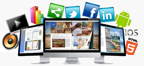 Want to download Free Desktop Publishing Software?   Professional Page Flip Software   Scoop.it