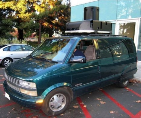 An in-depth look at the history of Street View | Conformable Contacts | Scoop.it