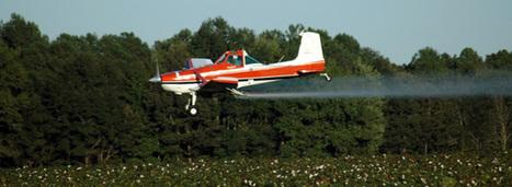 L'épandage aérien de pesticides est enfin interdit | Chimie verte et agroécologie | Scoop.it