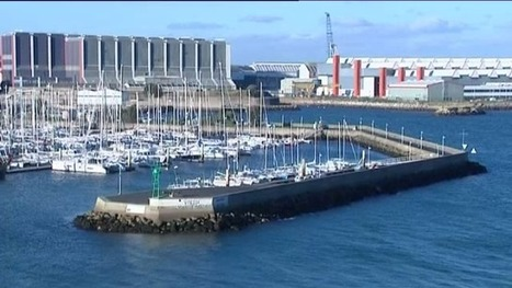 Cherbourg: le port Chantereyne veut se faire une place parmi les grands - France 3 Basse-Normandie | La Touline - | Scoop.it