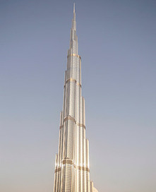 Top 10 Tallest Structures in the World - TIME   Awesome list of tallest buildings   Scoop.it
