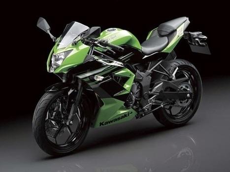 Spesifikasi dan Harga Kawasaki Ninja 250 RR Mono 2014 | Tips Info Otomotif | Technogrezz | Scoop.it