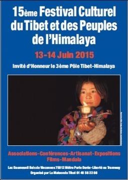 Tibet : la Déclaration de Paris et le festival à la Pagode de Vincennes - AgoraVox | Tibet and Tibetans | Scoop.it