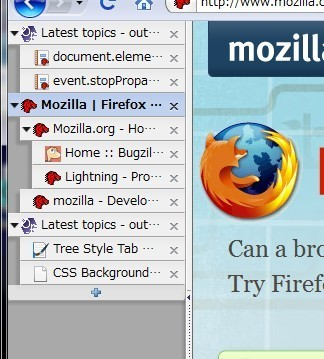 Mozilla Firefox - Tree Style Tab | Apps and Widgets for any use, mostly for education and FREE | Scoop.it